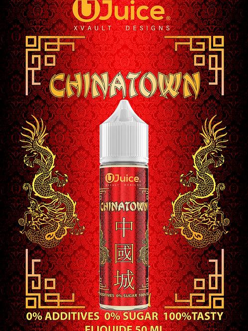 Xvault x Ujuice 50ML - Chinatown