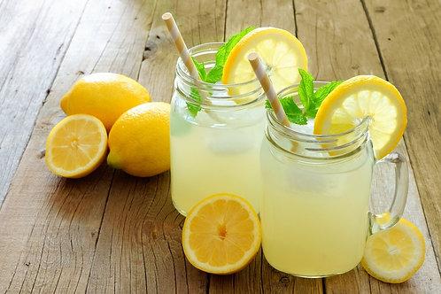 UJUICE 50ML - Lemonade - Limonade