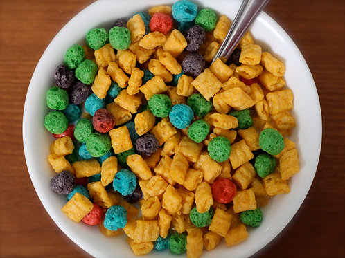 UJUICE 50ML - Wonder Crunch - Céréales fruitées