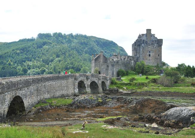 The Castle at Eilean Donan.JPG