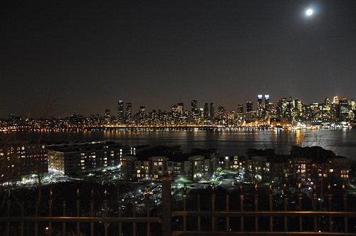 Manhattan Across the Hudson
