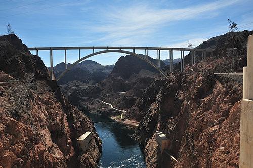 Hoover Dam Las Vegas NV