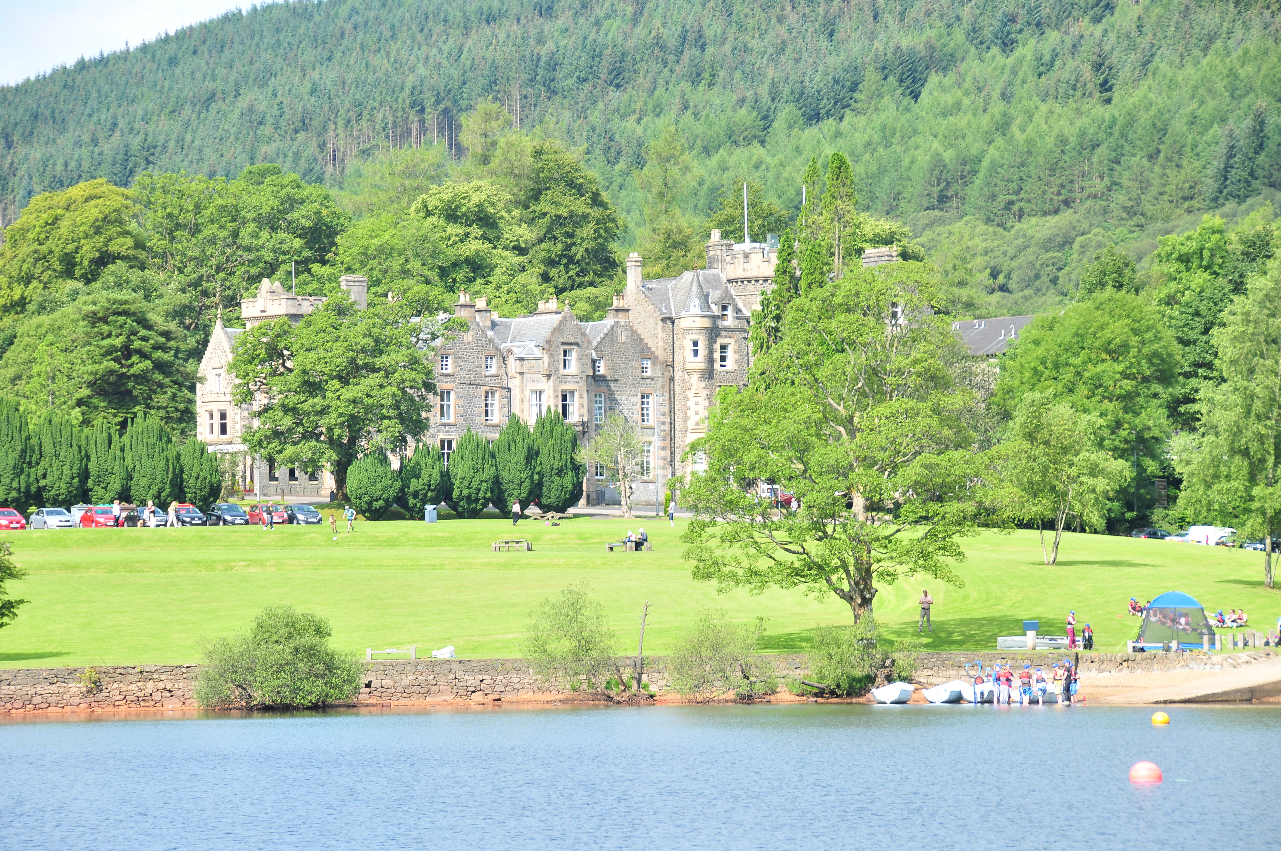 Loch Lomond Castle