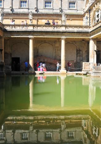 Roman Baths, Bath England.JPG