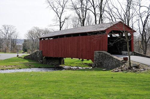 Ephrata Red Covered Bridge