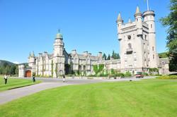 Balmoral Castle Aberdeenshire, Scotl