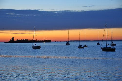 Raritan Bay, Perth Amboy, NJ