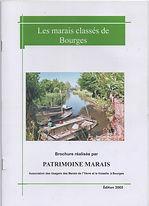 brochure Patrimoine Marais