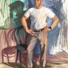 Standing Man (Jonathan)