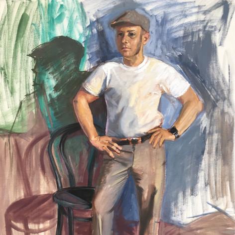 Man Standing (Jonathan)