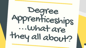 DEGREE APPRENTICESHIPS EVENT IS A BIG SUCCESS