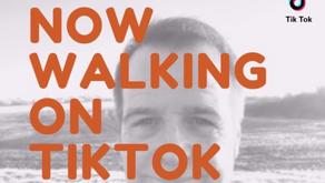 Find Us Walking on TikTok!