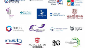 25 Schools Unite for Interview Webinar