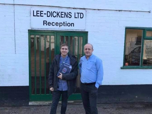 LEE DICKENS LTD TALK ENGINEERING WITH JOSHUA