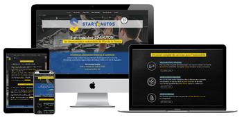 Site web Star Autos