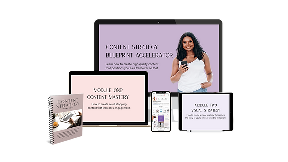 Content Strategy Blueprint Accelerator