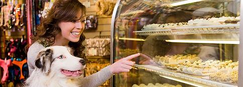Three Dog Bakery Dog Bakery Case