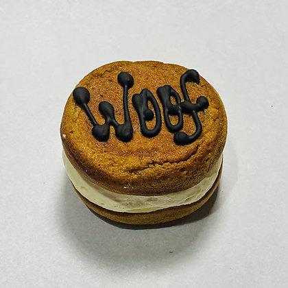Large Pumpkin Woofie Pie
