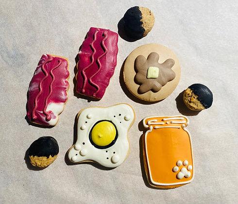 Barkfast Cookie Box