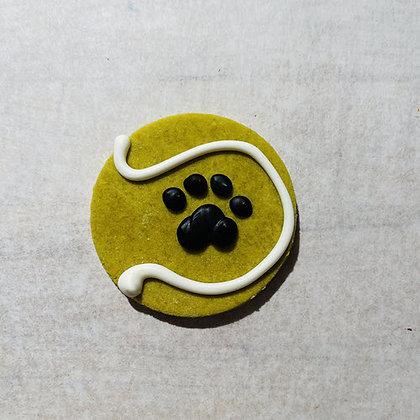 Fetch-it Tennis Ball Cookie
