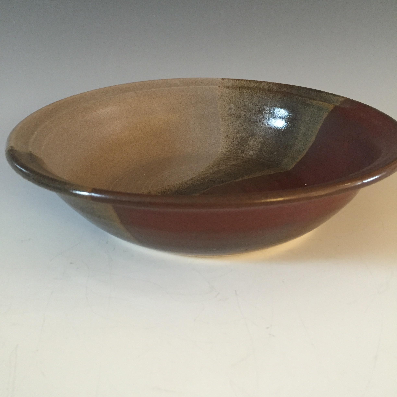 Pasta Bowl Flat Rim
