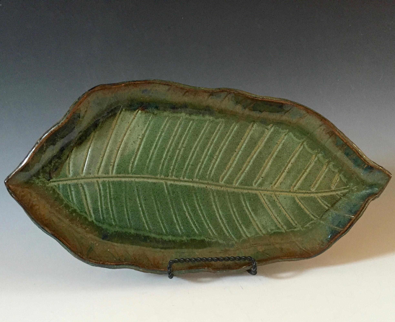 Leaf Platter $36