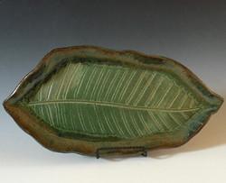 Leaf Platter - $36