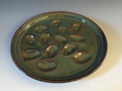 Egg Plate $42