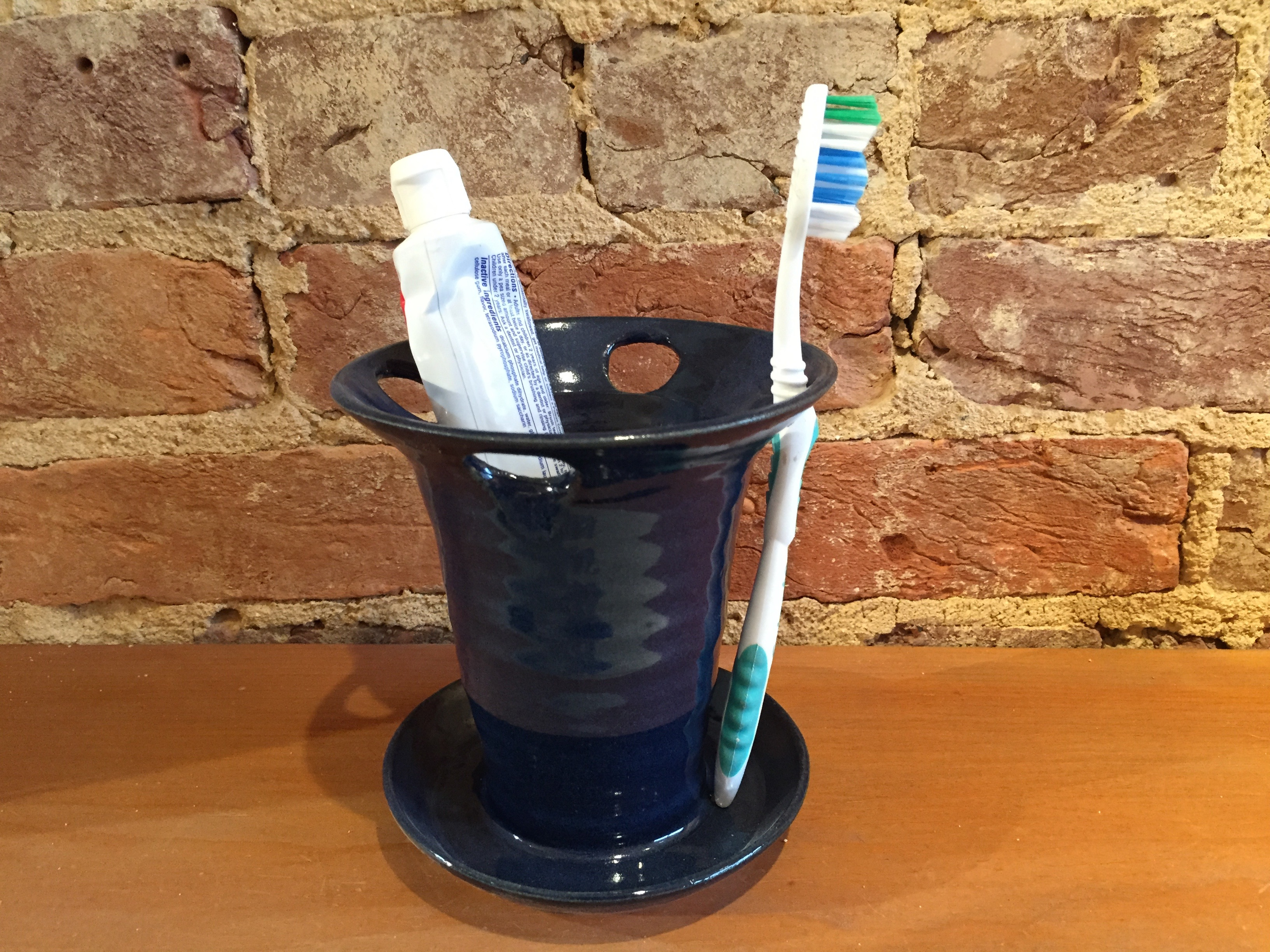 Toothbrush Holder $22