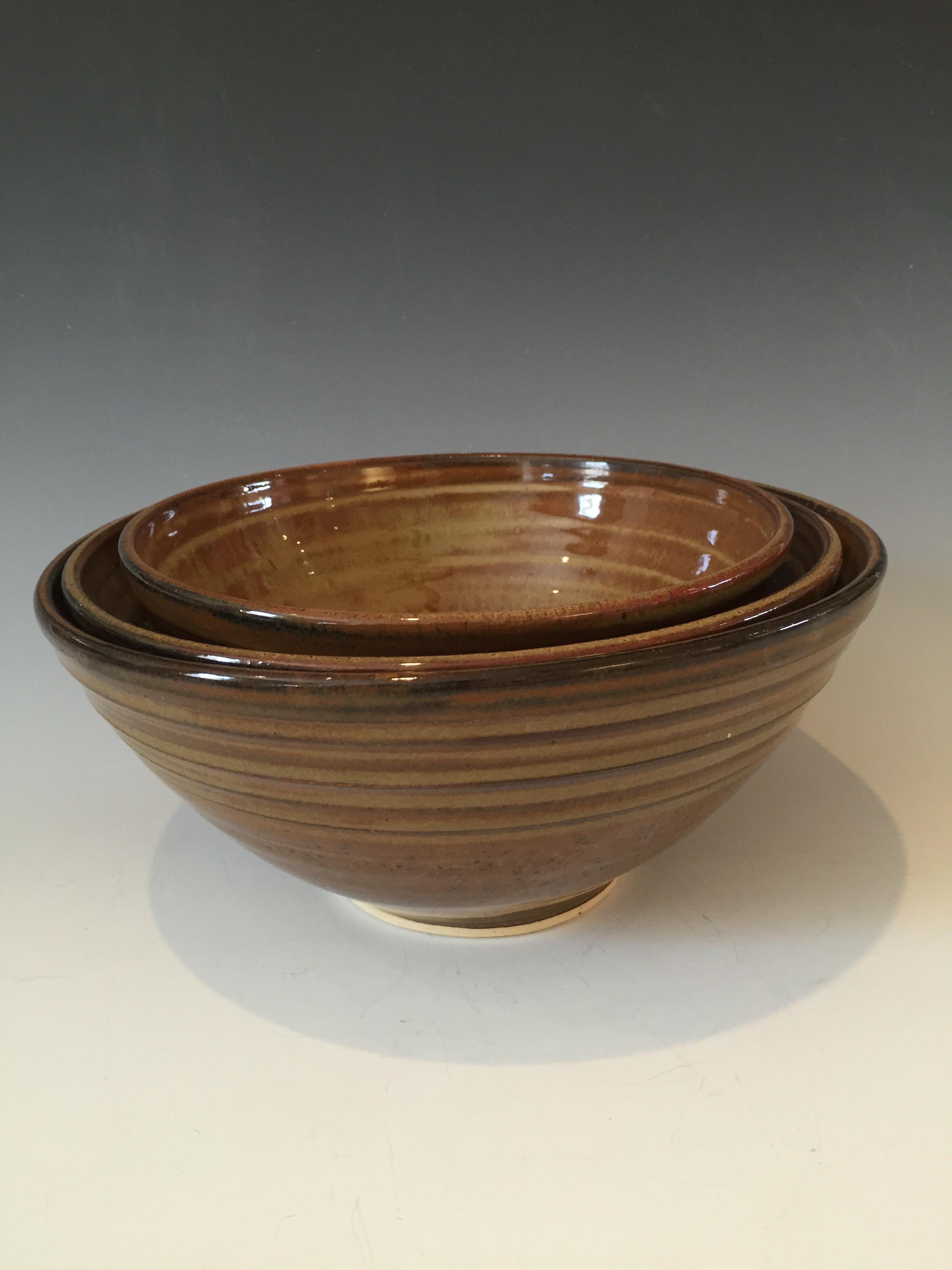 Nesting Bowls $90