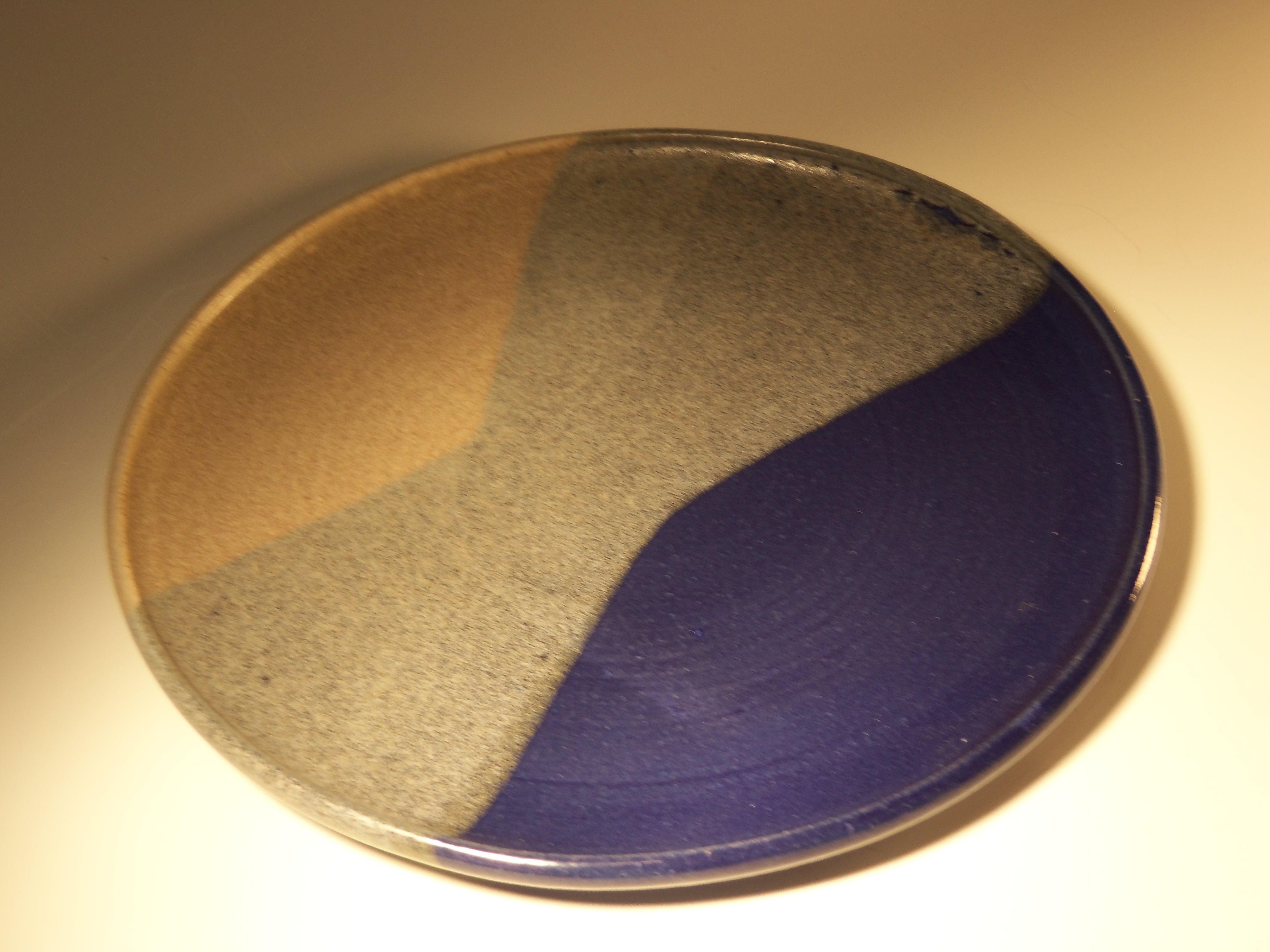 Dinner Plate Rounded Rim