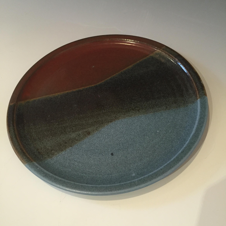 Dinner Plate Flat Rim