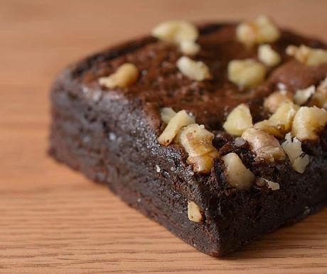 Supernatural Walnut Brownies