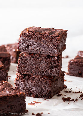 The Original Double Choc Brownie