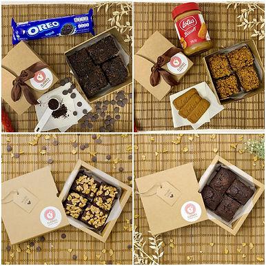 Mix & Match Brownies