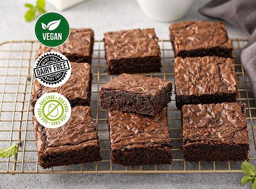 Vegan Brownies (Box of 10)