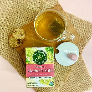 Organic Lactation Tea