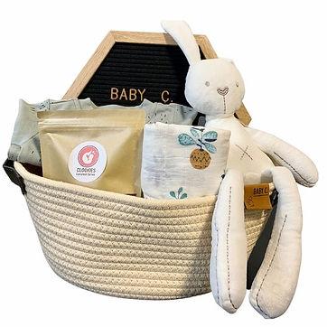 Clookies Congrats baby hamper has all the baby essentials.jpg