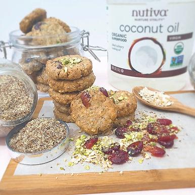 Vegan Cookies (1 kg)