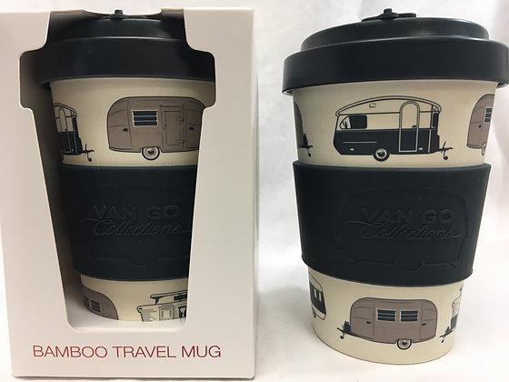 Van go reusable travel mug