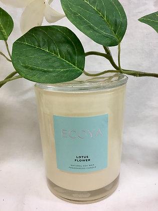 Ecoya Lotus Flower Candle - Metro Jar
