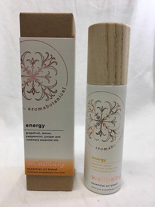 Energy aromabotanical room spray