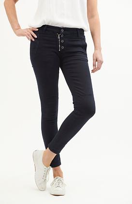 Italian Star Jeans - black