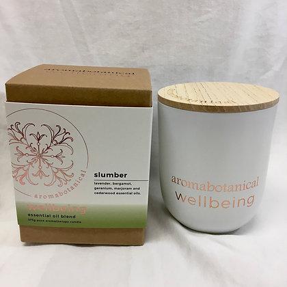 Slumber aromabotanical candle