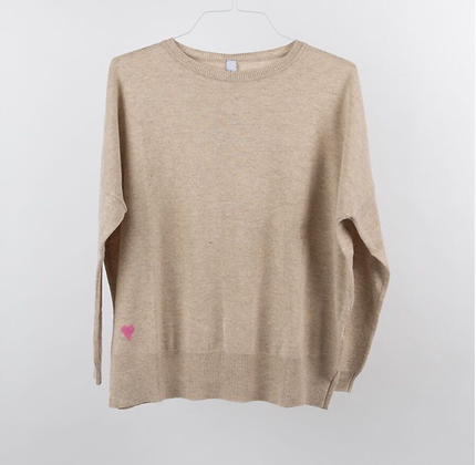 URBAN LUXURY beige jumper