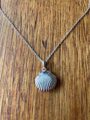 Seashell Locket