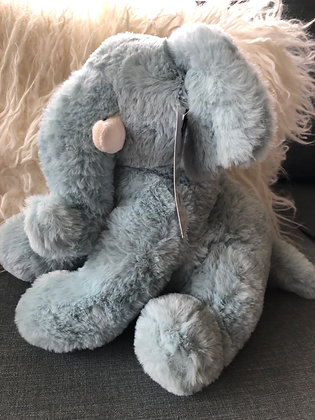 Small blue elephant