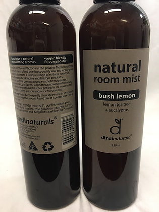 Dindi natural room spray - bush lemon