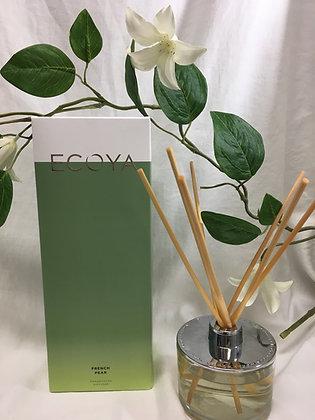 Ecoya - French Pear Fragranced Diffuser