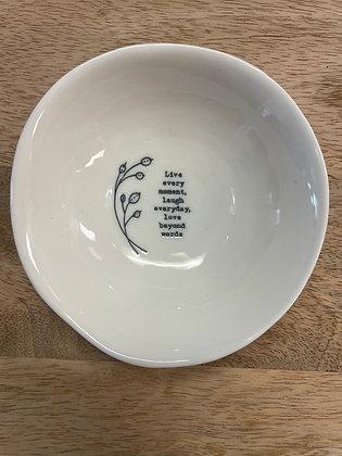 Wobbly Ceramic bowl